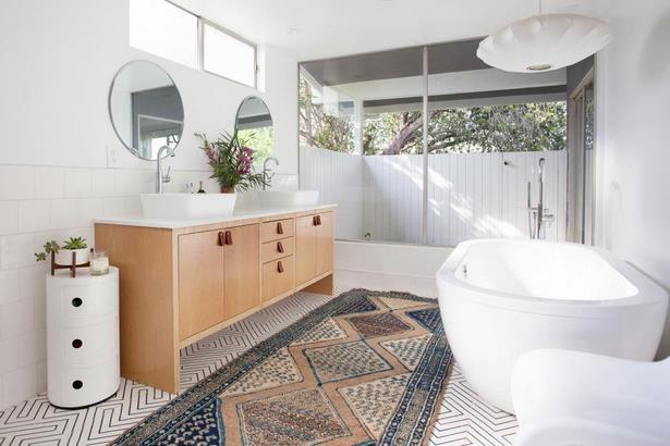 14 ötlet a modern stílusú fürdőszobákhoz