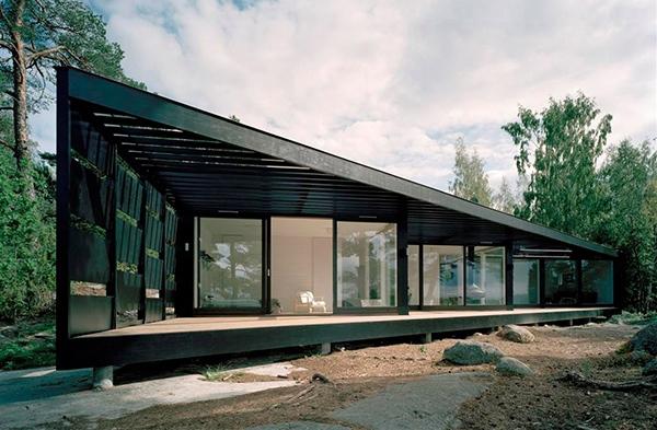 Mi a skandináv építészet?